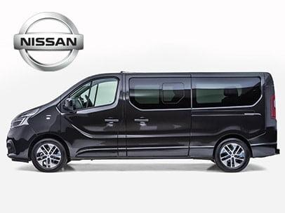 Nissan 9 plazas