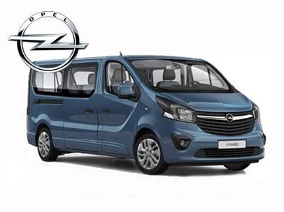 Opel Vivaro 9 Plazas